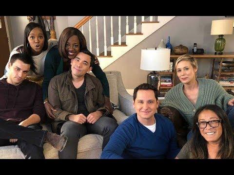 HTGAWM Cast videos 2018