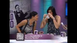 De Rossi sisters Assunta and Alex reveal who's who in a funny game | Tonight with Arnold Clavio