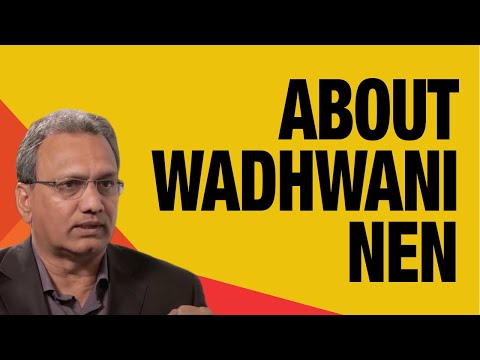 Wadhwani Foundation - National Entrepreneurship Network (NEN)
