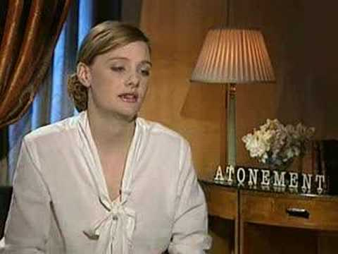 Atonement    Romola Garai on being Briony