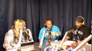 The All New Roll Out  Show  - Guest: Cocoa Brown 8-05-15  pt  1 of 2