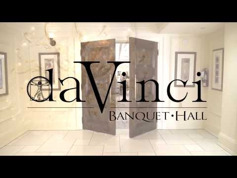Welcome To DaVinci Banquet Halls