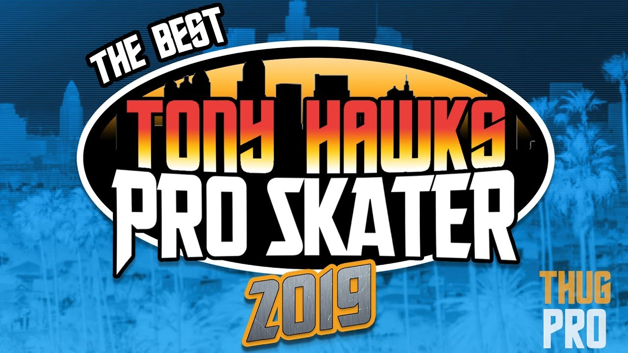 Tony Hawk's Pro Skater 1 and 2 are getting remade from the ground ...