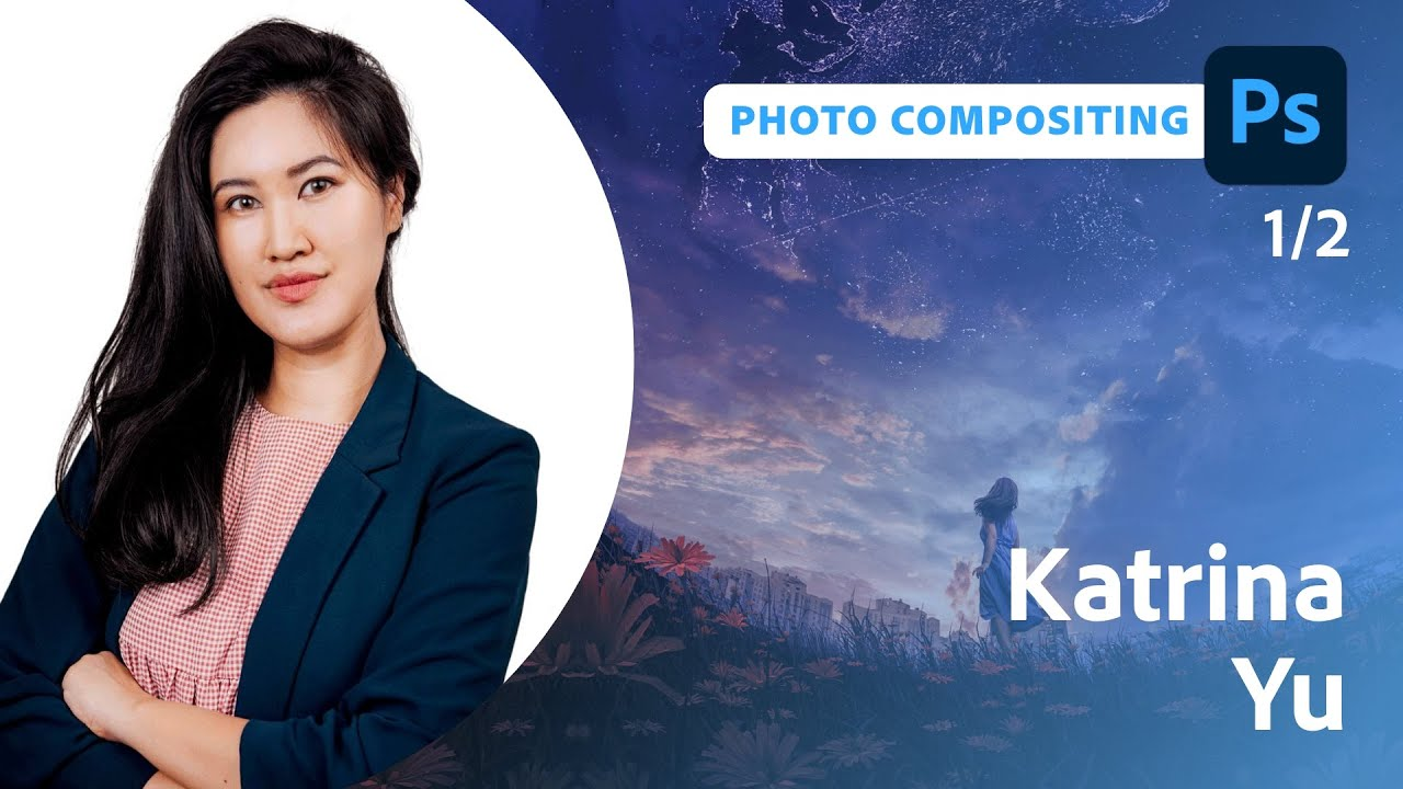 Building Alternate Realities in Photoshop with Katrina Yu - 1 of 2
