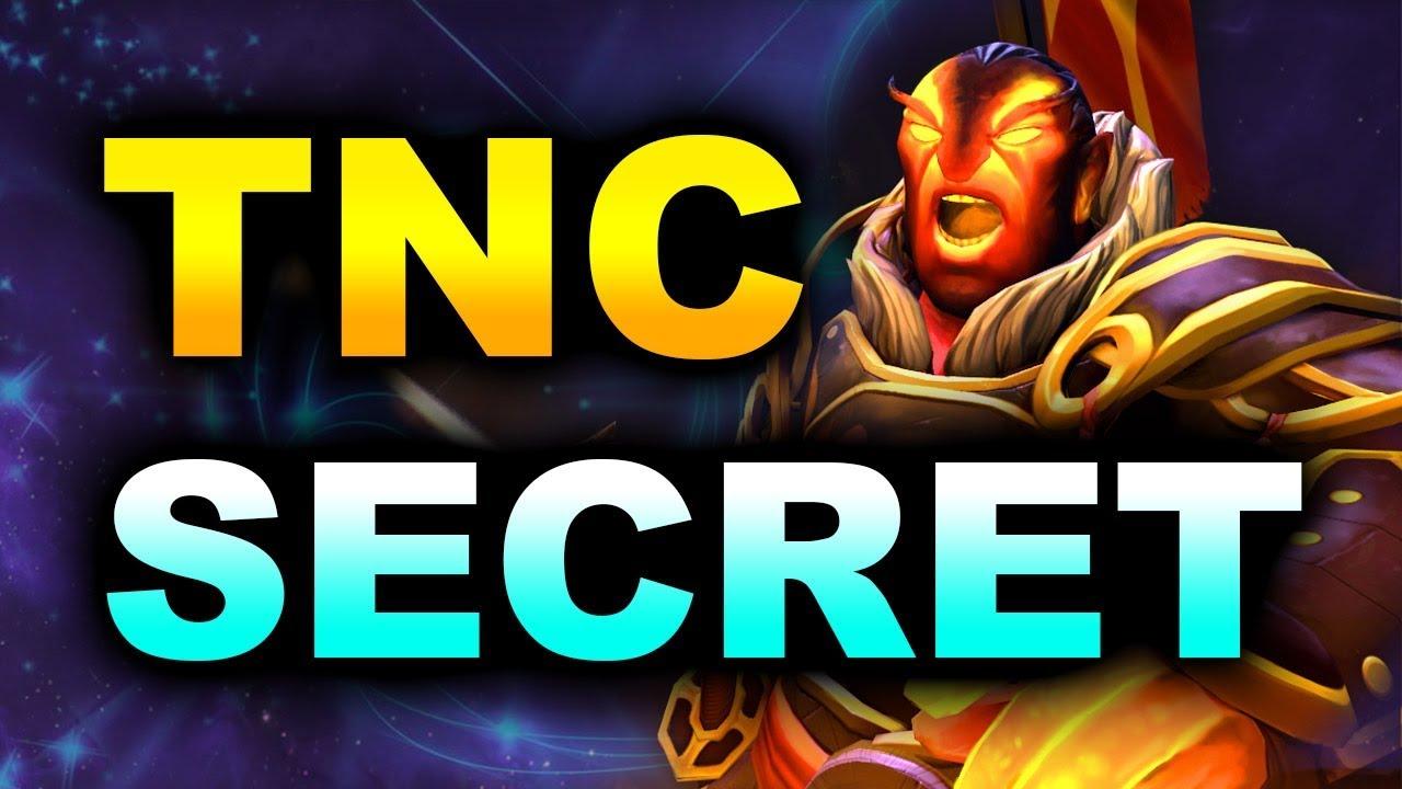 TNC vs SECRET - MAJOR CHAMPIONS! - ONE Esports Singapore World PRO DOTA 2 thumbnail