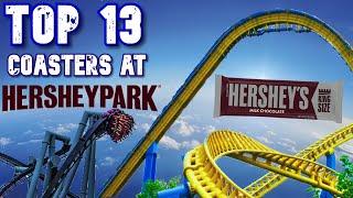 List Of Hersheypark Rides