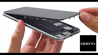 Замена разъема зарядки в iPhone 6(Замена разъема зарядного устройства iPhone 6., 2016-03-26T13:58:28.000Z)
