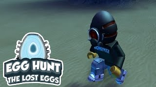 UNDERWATER EGG HUNTING!! | Roblox Egg Hunt 2017 [6]