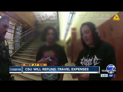 Colorado State Univ. 'deeply regrets' Native American teens' tour experience, offers reimbursement