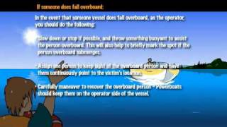 Preventing a Capsizing / Fall Overboard 4.2