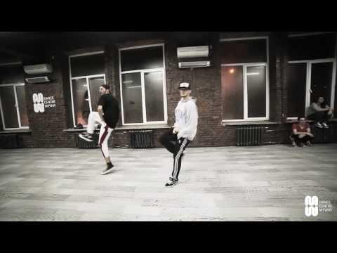 Ty Dolla Sign - Paranoid ft. B.o.B hip-hop choreography by Denis Stulnikov - Dance Centre Myway