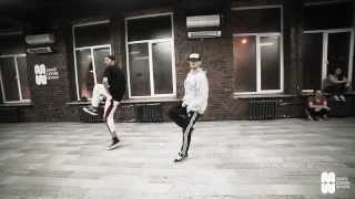 Ty Dolla Sign - Paranoid ft. B.o.B hip-hop choreography by Denis Stulnikov - Dance Centre Myway