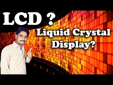 LCD | Liquid Crystal Display Detail Explained in [Hindi/Urdu]