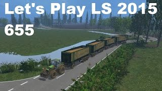 "[""Let's Play Landwirtschafts Simulator 2015"", ""LS15"", ""4fach Map"", ""#655""]"