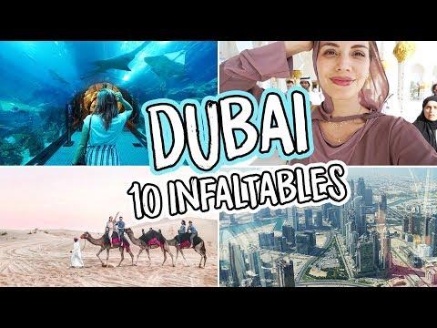 10 Cosas que No Puedes Dejar de Hacer en DUBAI | Dolce Placard