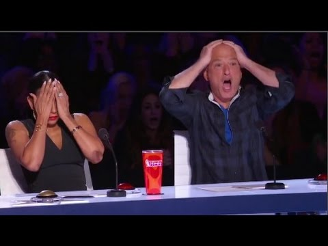 Top 10 America's Got Talent | Most SHOCKING - ALL JUDGES SURPRISED