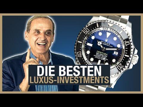 DIE BESTEN LUXUS INVESTMENTS ⎮ Florian Homm