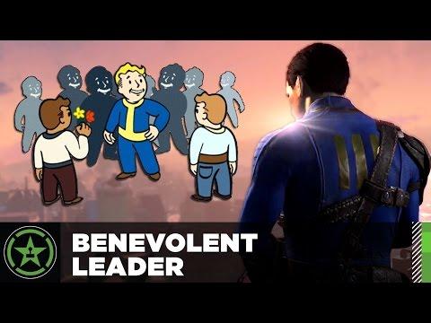 Achievement Guide: Benevolent Leader Guide - Fallout 4
