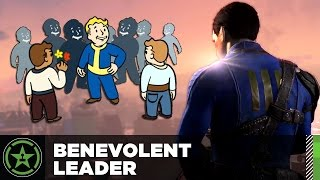 Benevolent Leader Guide Fallout 4
