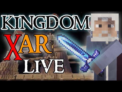 LIVE KINGDOM XAR - OORLOG MET TYKSA?