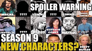 Video The Walking Dead Season 9 New Characters Spoilers Rumors & News - New Characters Coming In Season 9? download MP3, 3GP, MP4, WEBM, AVI, FLV Juli 2018
