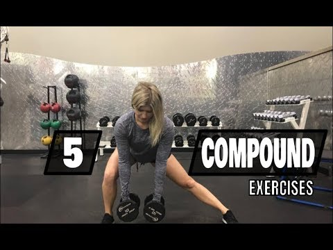 5 Compound Exercises | Complete Workout Routine