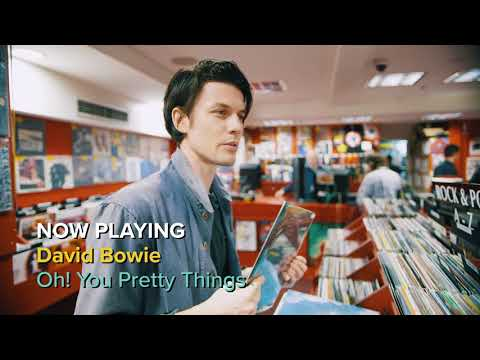 James Bay Gets Nostalgic In A Record Store | LP Spree