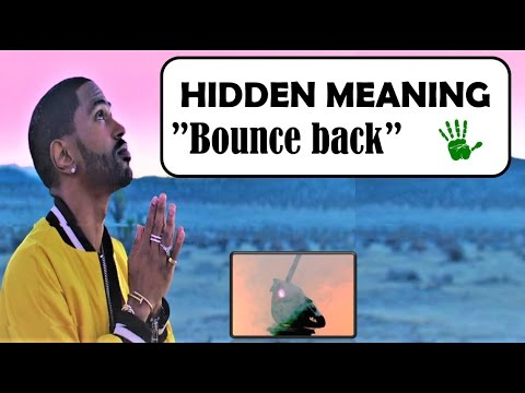 Bounce Back | Hidden meaning  explained |...