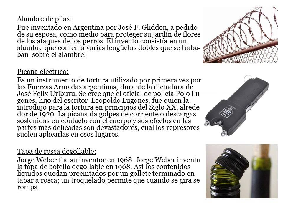 inventos 1968