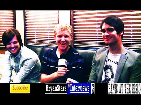 Panic! At The Disco Interview Brendon Urie UNCUT 2011