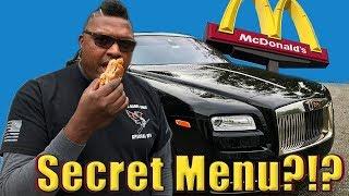 Rolls Royce Wraith Getting a McGangBang?!?