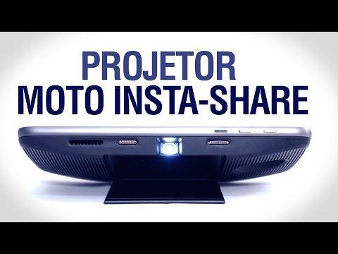 Moto Z Review Projetor Moto Insta-Share