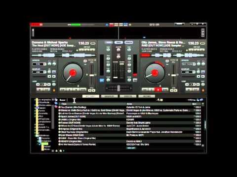 Virtual DJ - ADE Sampler 2015 Minimix by DJ Coty