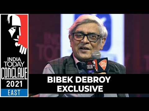 What Stops Industrial Enterprise In Bengal? Bibek Debroy Responds | India Today Conclave East 2021