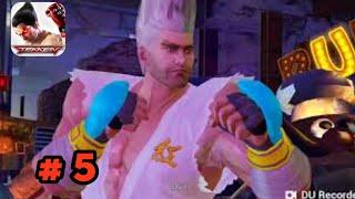 Tekken Mobile -Gameplay Walkthrough Part 5- Act 2 (iOS,Android)