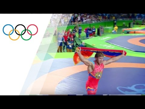 Rio Replay: Men's Greco-Roman 98kg Gold Medal Round