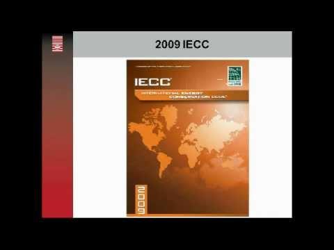 IECC Code Update Part 1 Peter Burns