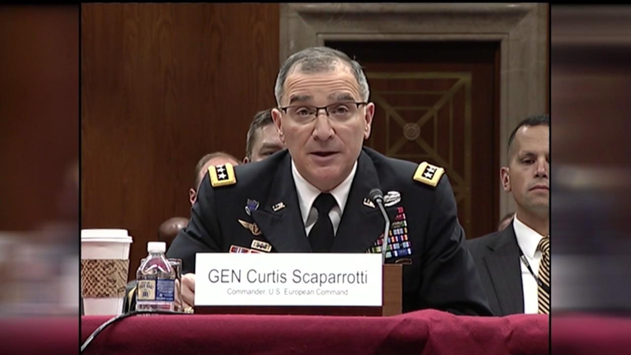 Keynote Address: General (ret.) Joseph Votel on U.S