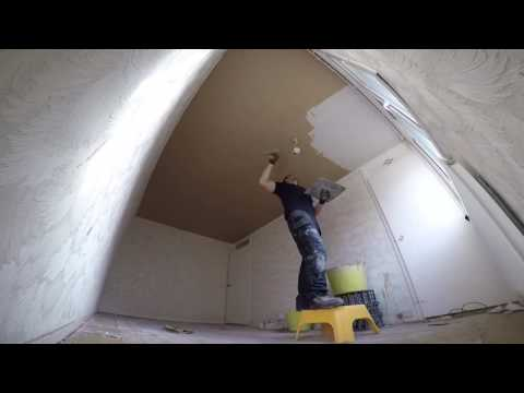 Learn how to plaster fast