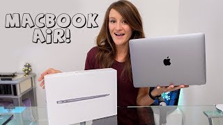 2018 MacBook Air Unboxing + First Impressions!