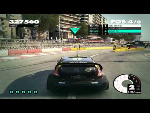 DiRT 3 Walkthrough HD ENG/PL part 23 - Monster Energy All Star Showdown 2/2 THE HARDEST