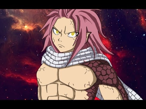 Fairy Tail - Natsu's Final Form - YouTube