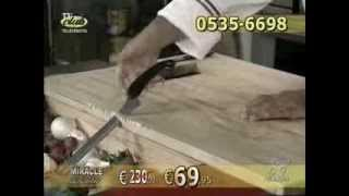 Chef Tony presenta: Miracle Blade III, la Serie Perfetta