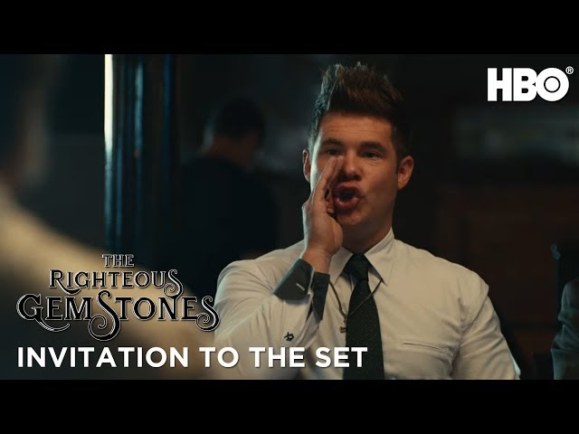 The Righteous Gemstones: Invitation to Set | Meet the Gemstones | HBO