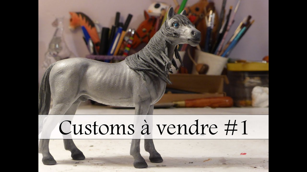 customs schleich a vendre 1 ferme voir 4 youtube