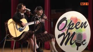 Publication Date: 2014-01-03 | Video Title: 《Open Mic》學校篇 Luciana & Kitty