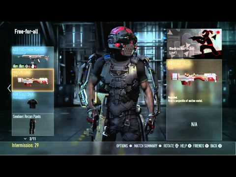 Call of duty Advanced warfare: Best free for all person on t