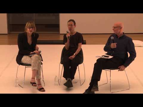 "Yvonne Rainer discusses ""The Concept of Dust"" with curator Ana Janevski"