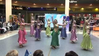 Индийский танец попури(Фестиваль