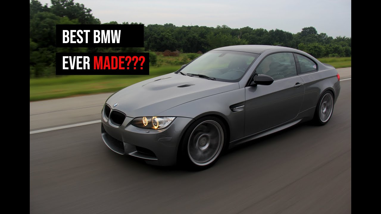 Bmw E92 M3 Review Test Drive